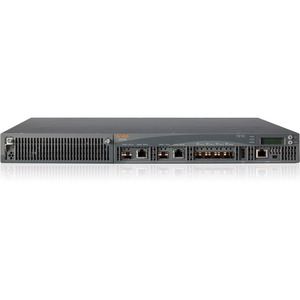 Aruba 7210DC Wireless LAN Controller - 2 x Network (RJ-45) - 10 Gigabit Ethernet - Desktop