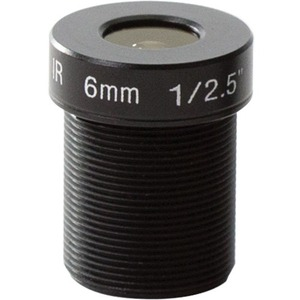 AXIS - 6 mm - Fixed Lens for M12-mount
