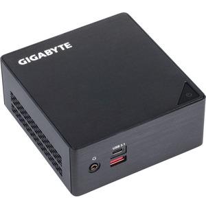 Gigabyte BRIX GB-BSI5HA-6300 Desktop Computer - Intel Core i5 6th Gen i5-6300U 2.40 GHz DD