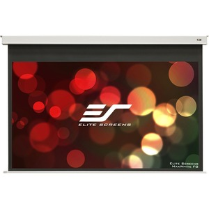 Elite Screens Evanesce B Series - 92-inch Diagonal 16:9-Recessed In-Ceiling Electric Proje