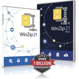 WINZIP 21 PRO ML DVD