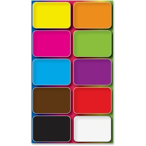 Ashley Colors Design Mini Whiteboard Eraser - 2