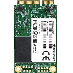 Transcend MSA570 4 GB Solid State Drive - mSATA (MO-300) Internal - SATA (SATA/600) - Serv