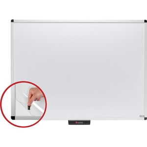 Justick Dry-Erase Board with Clear Overlay - 48