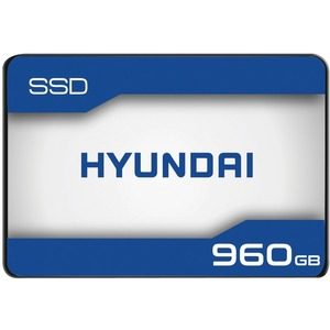 Hyundai 960GB SATA 3D TLC 2.5inInternal PC SSD-Advanced 3D NAND Flash-Up to 550 MB/s - Hy