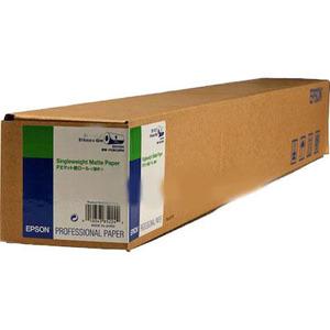 Epson Singleweight Matte - Paper - matte paper - Roll (46.5 in x 131 ft) - 120 g