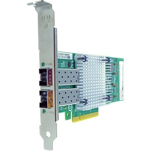 AXIOM 10GBS DUAL PORT SFP PCIE X8 NIC CARD FOR EMULEX - OCE11102-NM