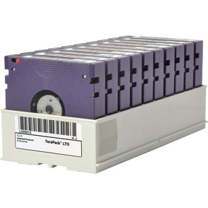 HPE TS SERIES CLEANING TERAPACK TAPES
