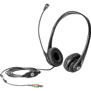 HP Business Headset v2 - Stereo - Mini-phone (3.5mm) - Wired - 24 Ohm - 100 Hz - 12 kHz -