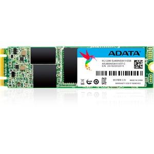 Adata Ultimate SU800 512 GB Solid State Drive - SATA (SATA/600) - Internal - M.2 2280