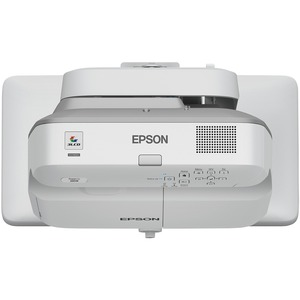 Epson PowerLite 685W Ultra Short Throw LCD Projector - 16:10 - 1280 x 800 - Rear-Front - 5