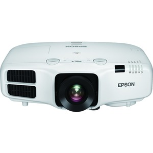 Epson PowerLite 5520W LCD Projector - 16:10 - 1280 x 800 - Rear-Ceiling-Front - 720p - 500