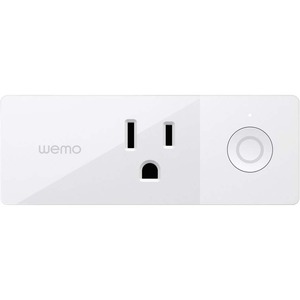 Belkin Wemo Mini Smart Plug - AC Power - 120 V AC / 15 A