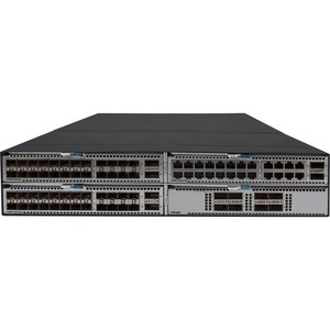 HPE FlexFabric 5940 4-slot Switch - Manageable - 3 Layer Supported - Modular - Optical Fib