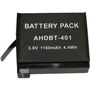 BTI Battery Pack - For Camera - Battery Rechargeable - 3.8 V DC - 1160 mAh - Lithium Ion (