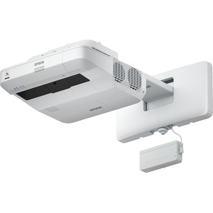 Epson BrightLink Pro 1460Ui LCD Projector - 16:10 - 1920 x 1200 - Front - 1080p - 5000 Hou