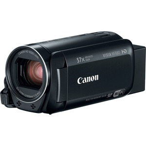 VIXIA HF R800 BLACK HD CAMCORDER BLACK