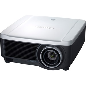 Canon REALiS WUX6500 D LCOS Projector - 16:10 - 1920 x 1200 - Front-Ceiling - 1080p - 3000