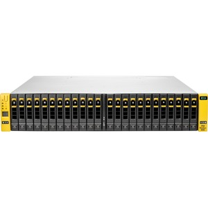 HPE 3PAR 8400 Upgrade Node Pair with All-inclusive Single-system Software - 24 x HDD Suppo