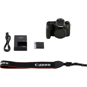 Canon EOS 77D 24.2 Megapixel Digital SLR Camera Body Only