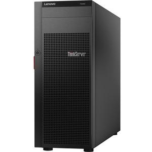 Lenovo ThinkServer TS460 70TT000NUX 4U Tower Server - 1 x Intel Xeon E3-1220 v5 Quad-core (4 Core) 3 GHz - 8 GB Installed DDR4 SDRAM - Serial ATA, 12Gb/s SAS Controller - 0, 1, 10 RAID Levels - 1 x 450 W 70TT000NUX