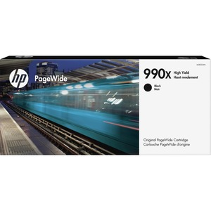 PageWide Cartridge-HP 990X-16000 Page Yield-Black