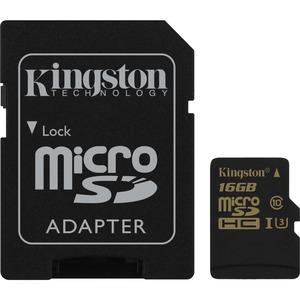 Kingston 16 GB microSDHC