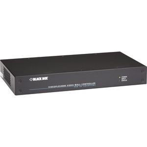 Black Box VideoPlex4000 Video Wall Controller - 4K-HDMI - 3840 + 2160 - 4K - 3 x 4 - 4 x H