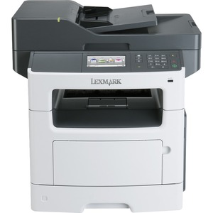 Lexmark MX517de Laser Multifunction Printer - Monochrome - Plain Paper Print - Desktop 35SC703