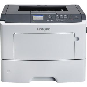 Lexmark MS617dn Laser Printer   Monochrome   1200 x 1200 dpi Print   Plain Paper Print   Desktop