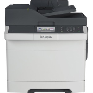 Lexmark CX417de Laser Multifunction Printer - Color - Plain Paper Print - Desktop 28DC550
