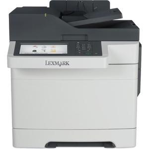Lexmark CX517de Laser Multifunction Printer - Color - Plain Paper Print - Desktop 28EC500