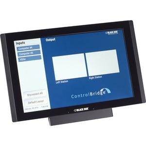Black Box ControlBridge Desktop Touch Panel - 1 - Aluminum