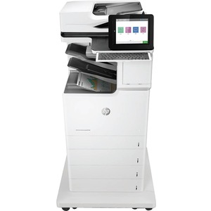COLOR LASERJET ENTERPRISE MFP M681F - MULTIFUNCTION - LASER - PRINT COPY SCAN