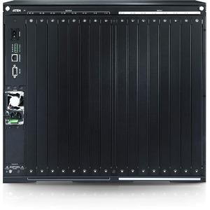ATEN 32x32 Modular Matrix Switch-TAA Compliant - 4096 x 2160 - 4K - Twisted Pair - 32 x 32