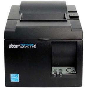 Star Micronics TSP143IIIU GRY US Direct Thermal Printer - Monochrome - Desktop - Receipt Print 39472310