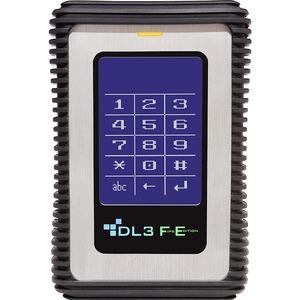 DataLocker DL3 FE 4 TB Portable Solid State Drive - 2.5inExternal - TAA Compliant - USB 3