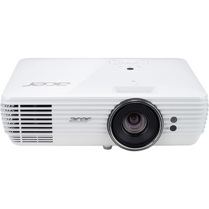 Acer H7850 DLP Projector - 16:9 - White - 3840 x 2160 - Front-Rear-Ceiling-Rear Ceiling -
