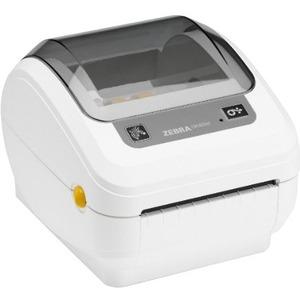 Zebra GK420 Direct Thermal Printer - Monochrome - Desktop - Label/Receipt  Print **