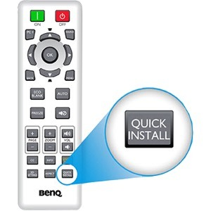 BenQ Device Remote Control - For Projector