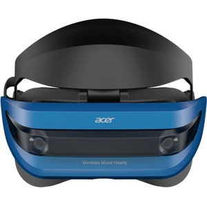 Acer Windows Mixed Reality Headset - 100° Field of View - Bluetooth - Windows 10 Creat