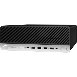 HP Business Desktop ProDesk 600 G3 Desktop Computer - Intel Core i3 6th Gen i3-6100 3.70 G