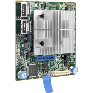 HPE Smart Array E208i-a SR Gen10 Controller - 12Gb/s SAS-Serial ATA/600 - PCI Express 3.0