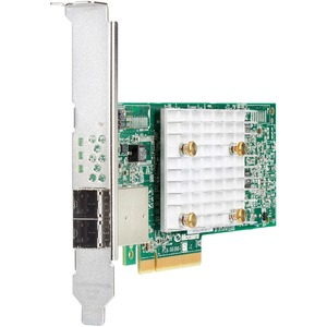 HPE Smart Array E208e-p SR Gen10 Controller - 12Gb/s SAS-Serial ATA/600 - PCI Express 3.0