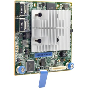 HPE Smart Array P408i-a SR Gen10 Controller - 12Gb/s SAS-Serial ATA/600 - PCI Express 3.0