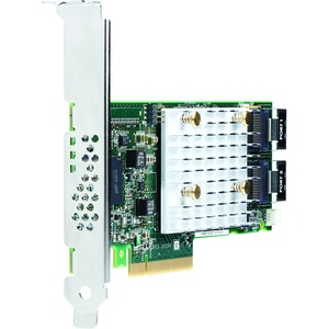 HPE Smart Array P408i-p SR Gen10 Controller - 12Gb/s SAS-Serial ATA/600 - PCI Express 3.0