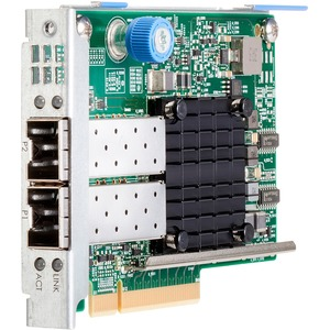 HPE Ethernet 10/25Gb 2-Port 631FLR-SFP28 Adapter - PCI Express 3.0 x8 - 2 Port(s) - Optica