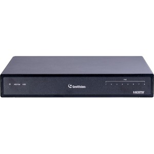 GeoVision GV-SNVR0811 Network Video Recorder