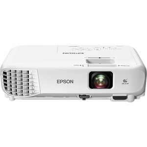 Epson PowerLite 760HD LCD Projector - Front - 3300 lm