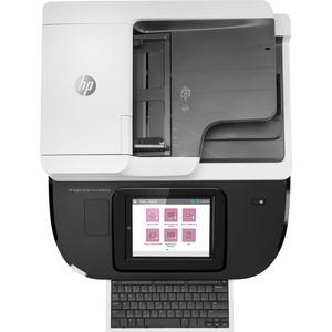 HP Digital Sender Flow 8500 fn2 Sheetfed Scanner - 600 dpi Optical - 24-bit Color - 8-bit